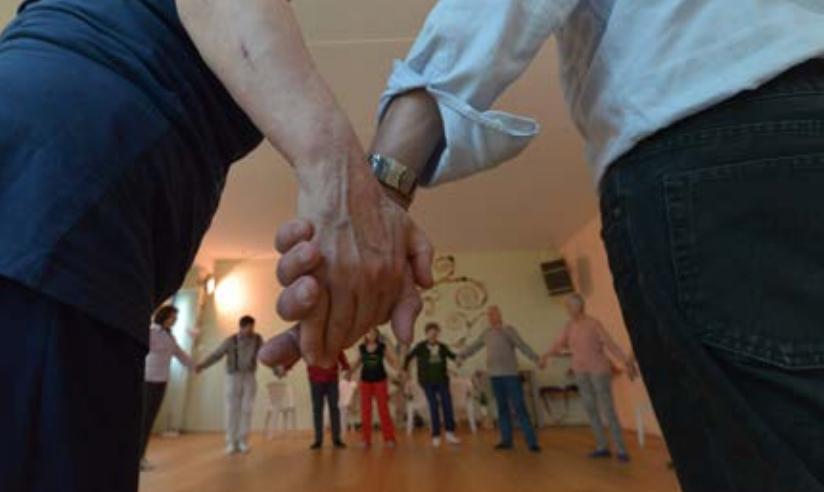 Biodanza e Parkinson Pisa - Cristina Vannini al Cerchio della Vita