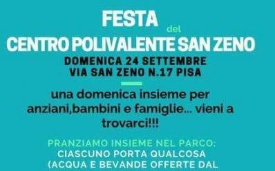 Festa del Centro Polivalente San Zeno