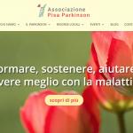 Sito web Associazione Pisa Parkinson