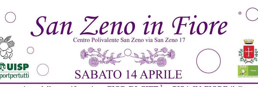 Pisa in Fiore a San Zeno