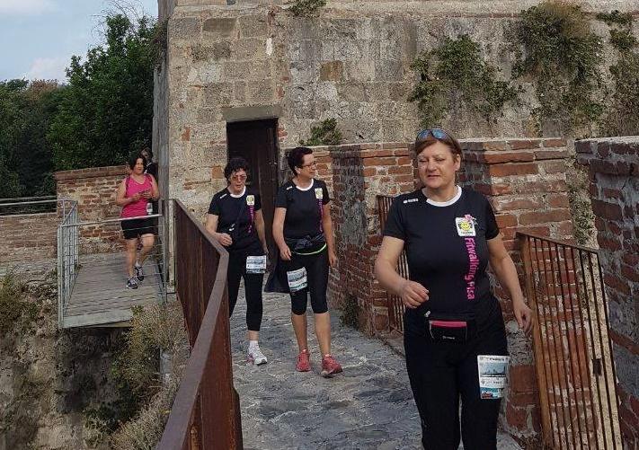 Camminata non competitiva sulle Mura