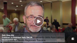 Enzo Zini - Associazioni Parkinson Toscana