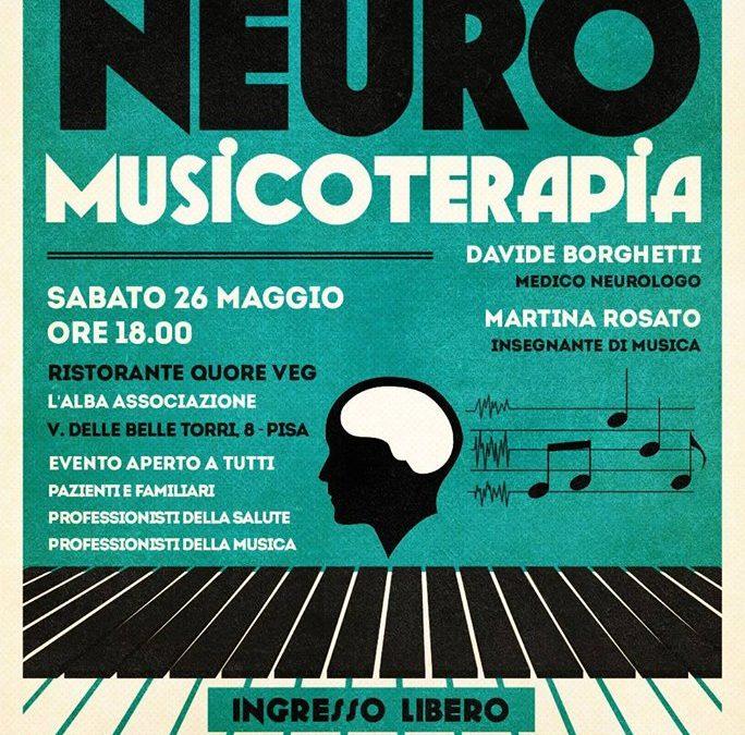 NeuroMusicoTerapia a Pisa con il dott. Davide Borghetti, neurologo