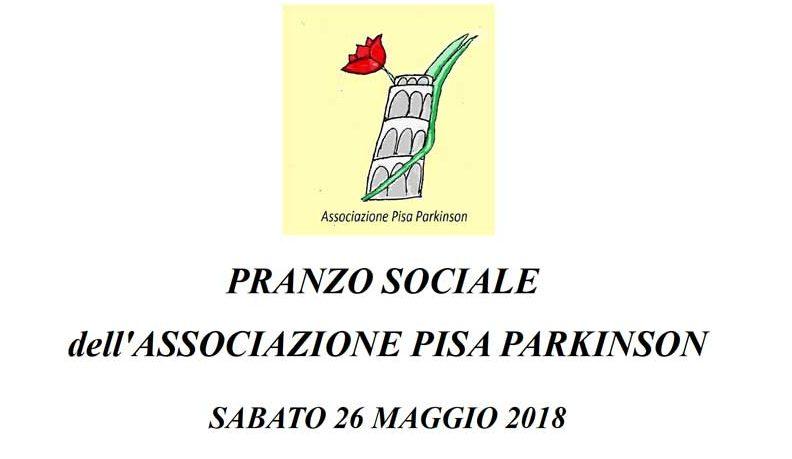 Pranzo Sociale dell'Associazione Pisa Parkinson
