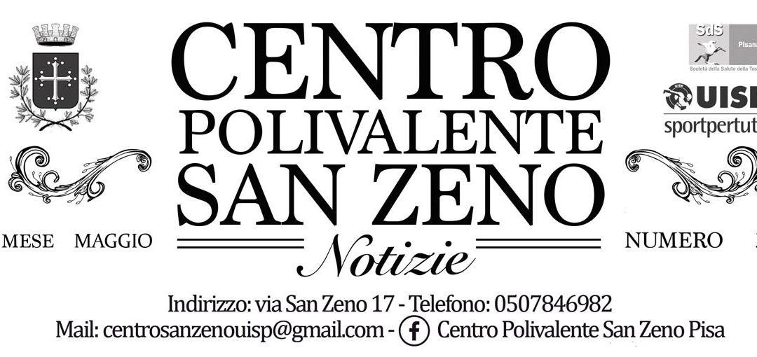 Centro San Zeno Pisa – Programma del mese di settembre 2018