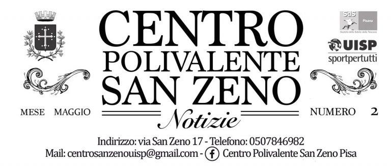giornalino maggio - Centro san zeno a pisa