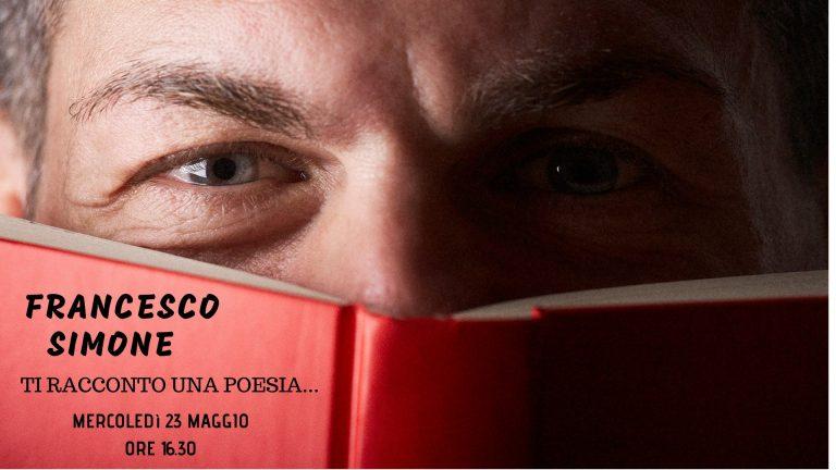 Incontro con il trainer poeta Francesco Simone - Centro San Zeno Pisa