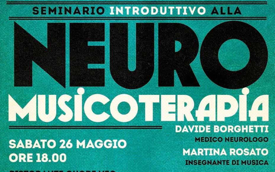 NeuroMusicoterapia - Seminario con il dott. Borghetti