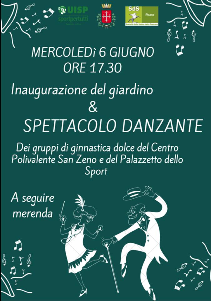 Centro Polivalente San Zeno di Pisa  Festa del 6 giugno 2018