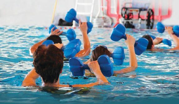 Ginnastica Riabilitativa e Posturale in acqua