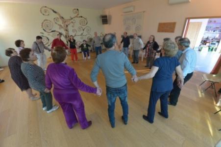 Biodanza per Parkinsoniani e loro caregivers a Pisa