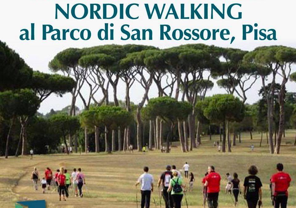 Nordic Walking a San Rossore (Pisa)_sabato 6 ottobre 2018