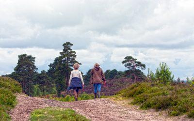 Camminare è un gesto sovversivo-Camminare fa bene! Soprattutto ai Parkinson