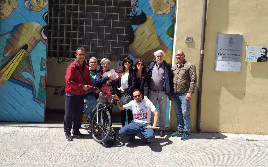 SINEMET-Comitato Italiano Associazioni Parkinson-Incontro di lavoro a Cascina  (PISA)-sabato 27 aprile 2019