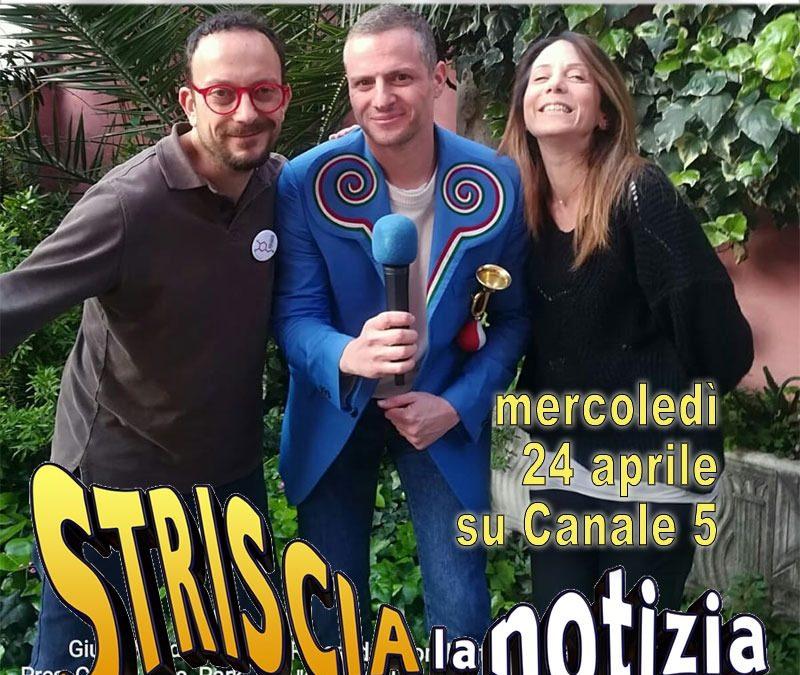 Carenza SINEMET-Striscia la notizia-24 aprile 2019