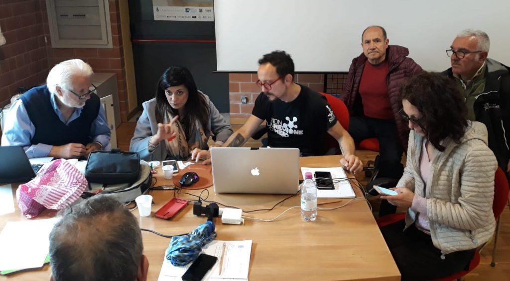SINEMET-II° Incontro del Gruppo di Lavoro-Cascina (Pisa)
