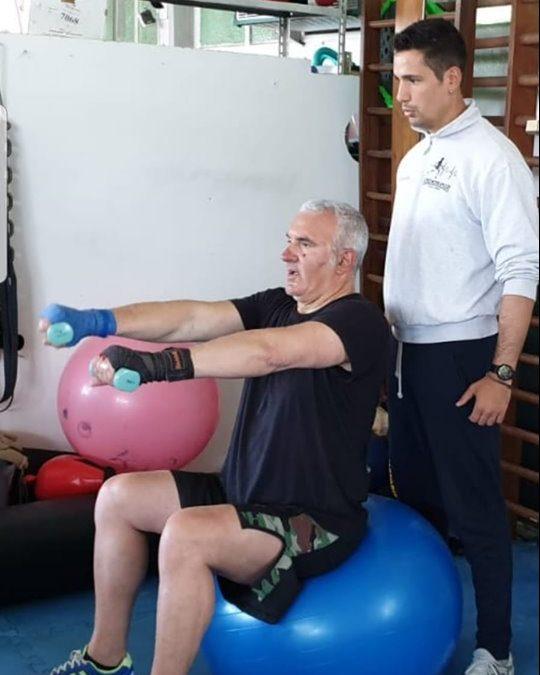 Ci scrive Sandro Paffi… la mia sfida al Parkinson