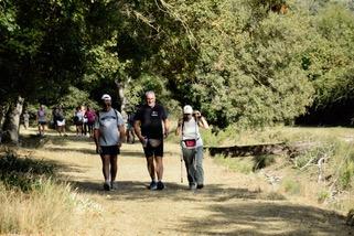 Camminata di sabato 14 settembre 2019 a San Rossore_C'eravamo anche noi Parkinson