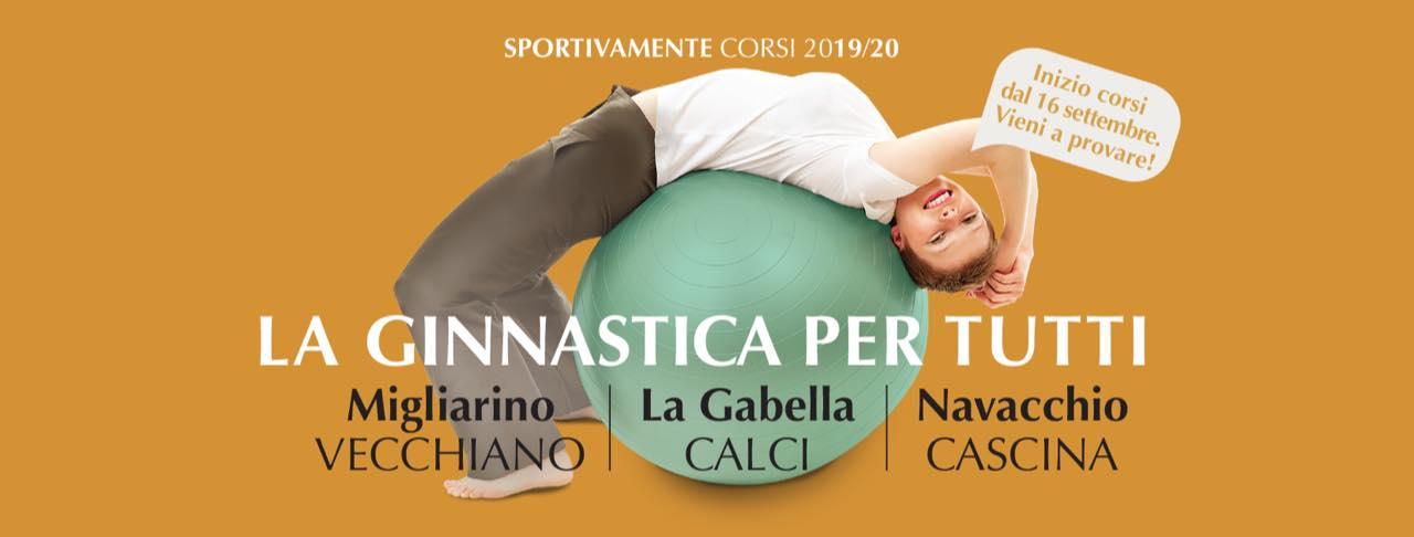 Attività 2019-2020: APS La Tartaruga e ADS SportivaMente (Pisa, Vecchiano, Cascina,Calci)