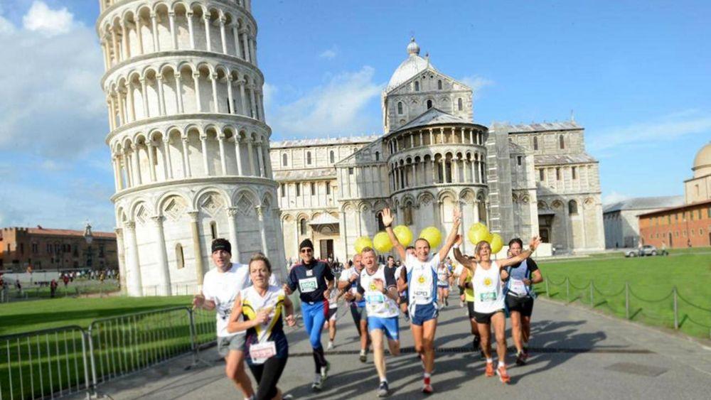 Domenica 13 ottobre 2019: Pisa Half Marathon_Ci saremo anche noi Parkinson
