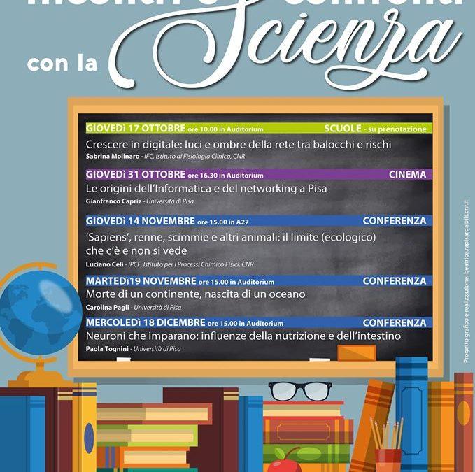 Microbiota e cervello_Paola Tognini al CNR di Pisa_18 dicembre 2019