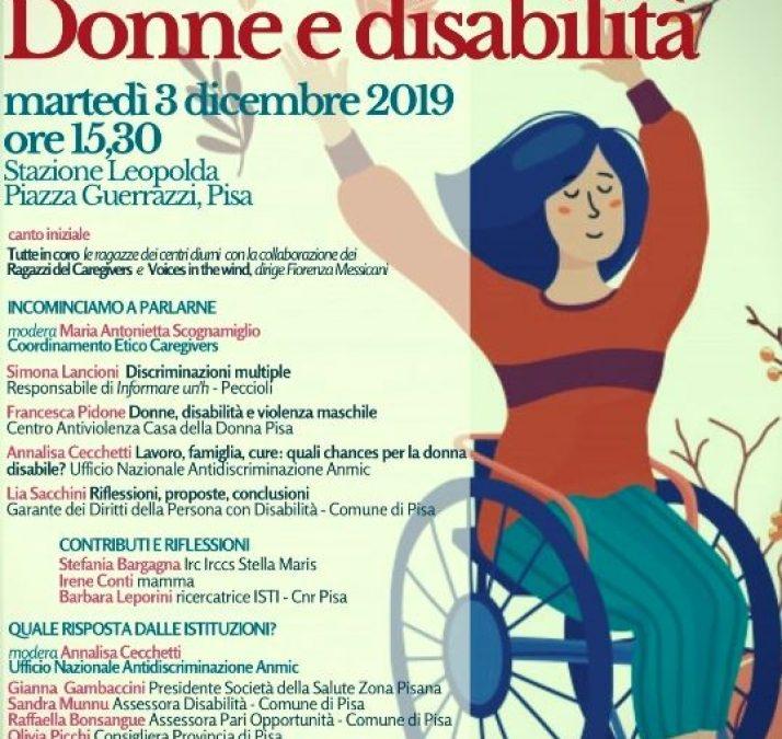 Giornata Internazionale delle Persone con Disabilità 2019 a Pisa