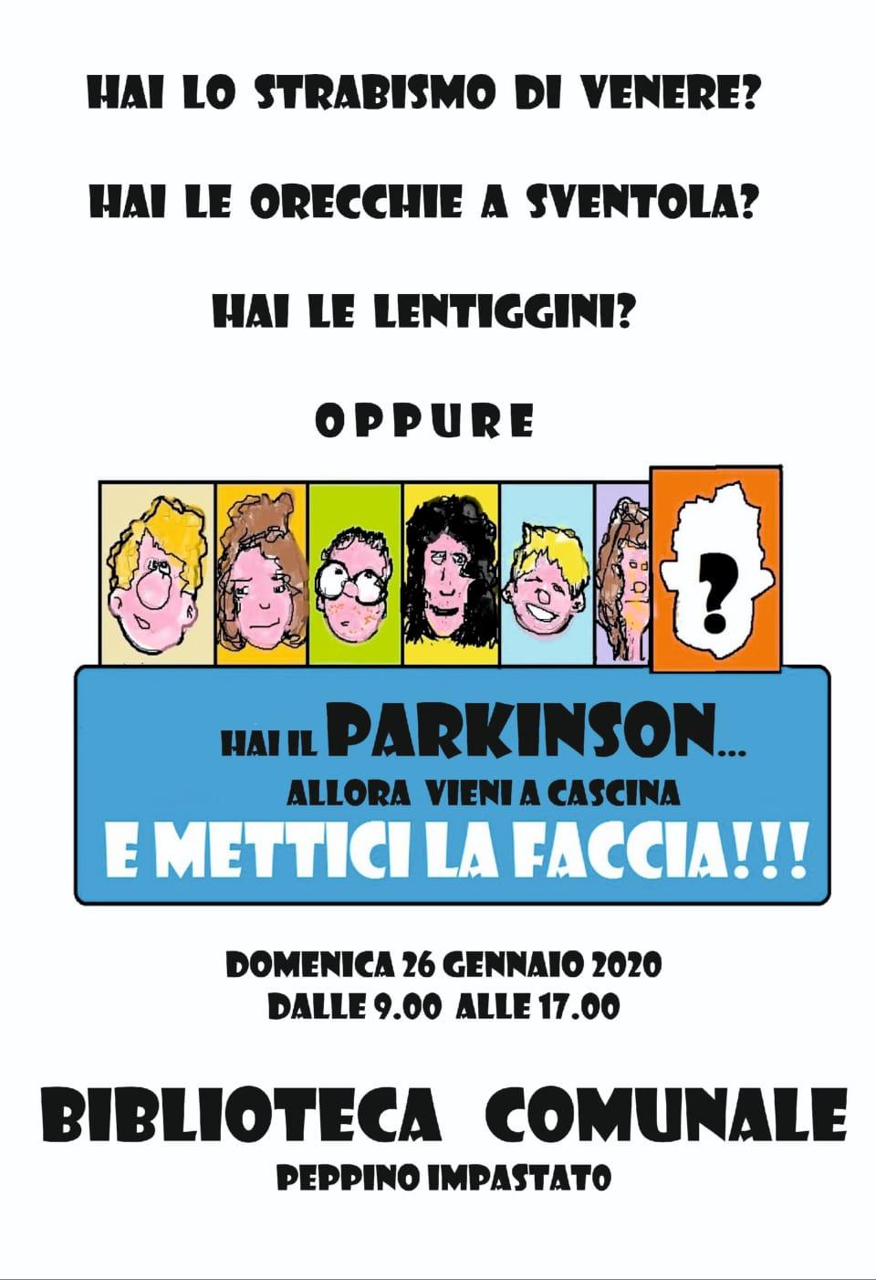 Mettici la Faccia con Vic Parky e Valeria Bastoncelli_Cascina (Pisa)_Domenica 26 gennaio 2020