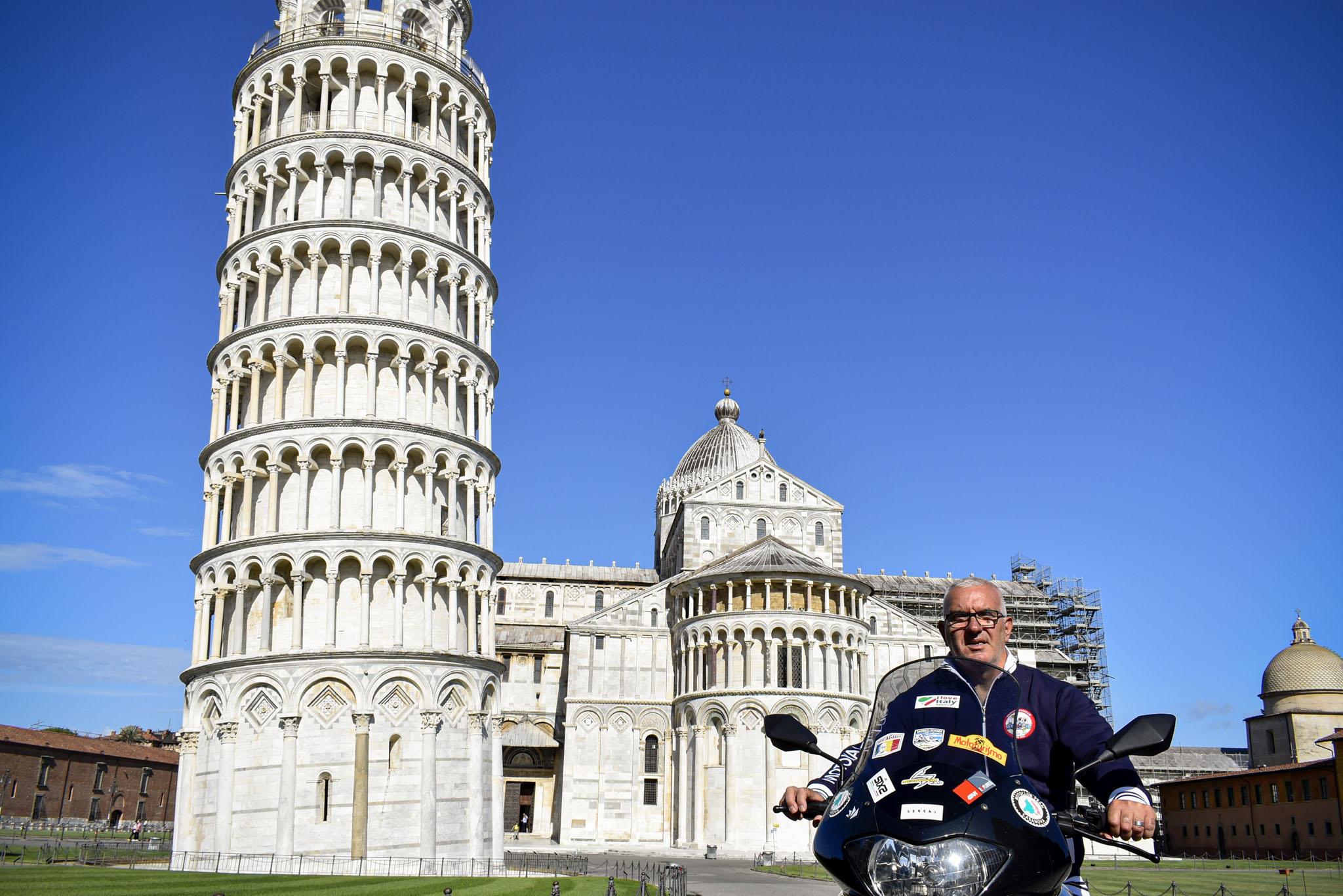 Con il Parkinson in giro per l'Italia in moto_Sandro Paffi e I love Italy_luglio 2020