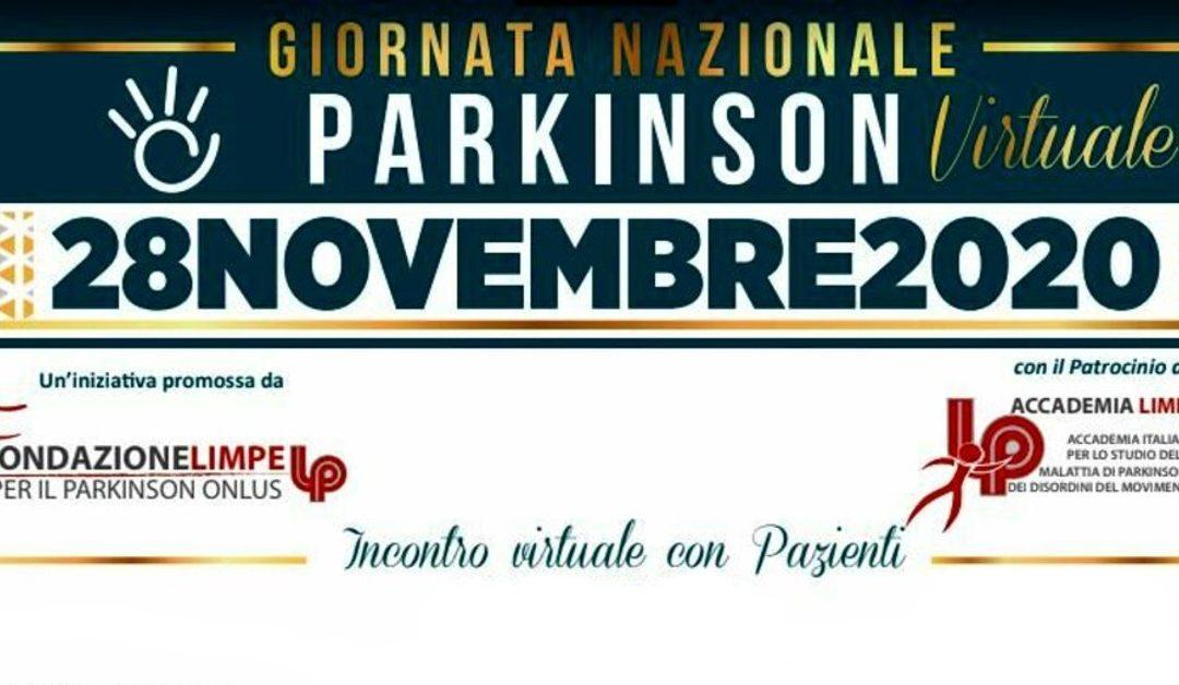 Giornata Nazionale Parkinson | Fondazione LIMPE per il Parkinson Onlus