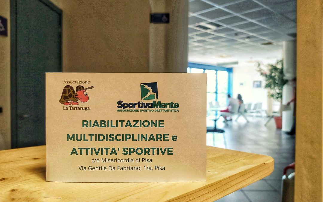 Riabilitazione Parkinson a Pisa: APS La Tartaruga