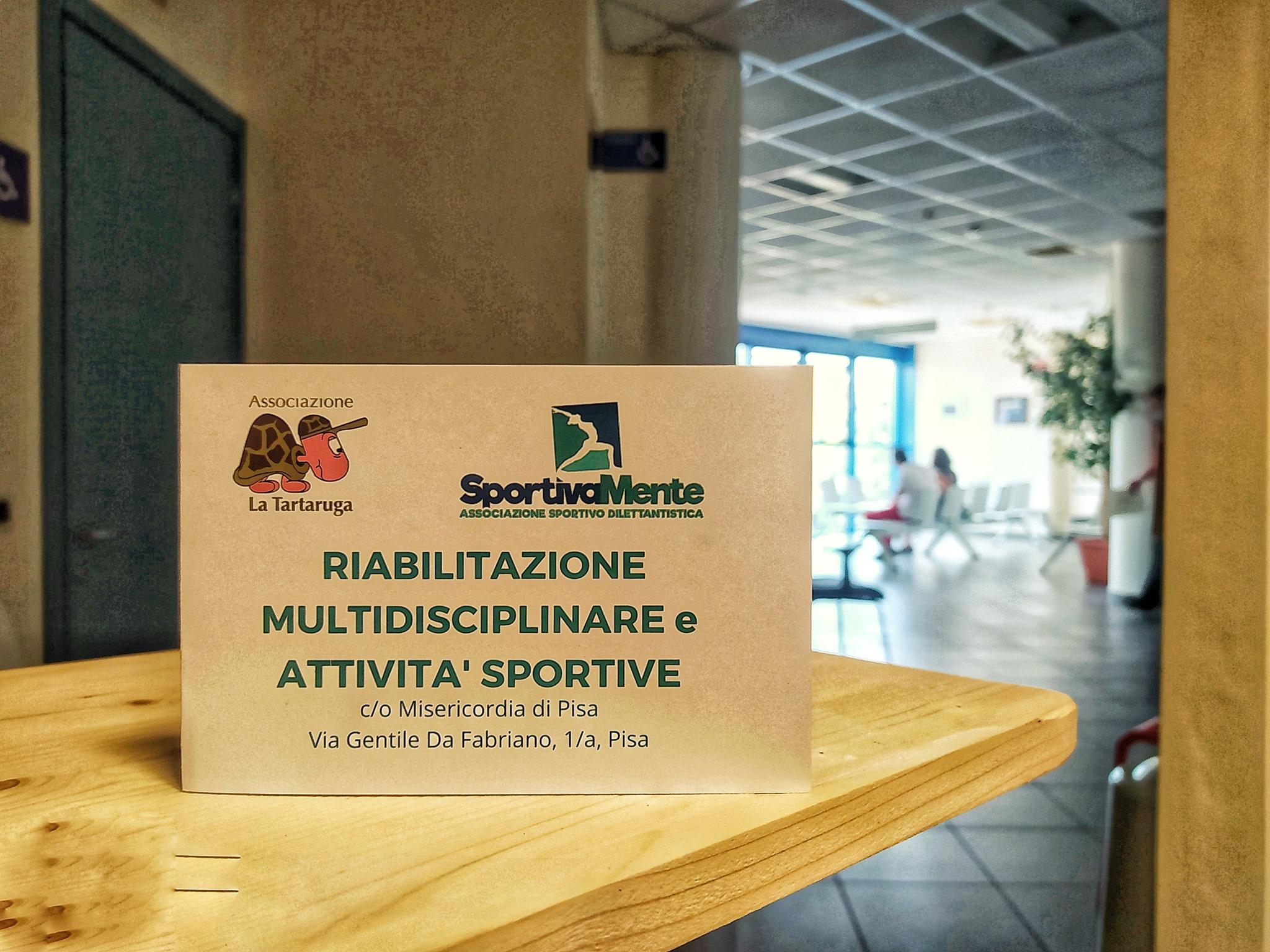 A Pisa per le persone con Parkinson: Tartaruga e SportivaMente
